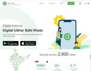 OKCredit : A desi app for Solving Accounting Problems Of Indian MSMEs