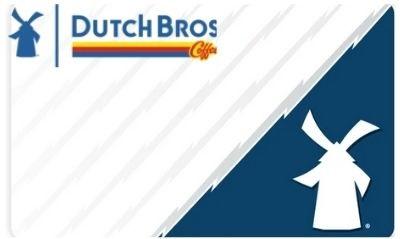 Dutch bros gift card balance check