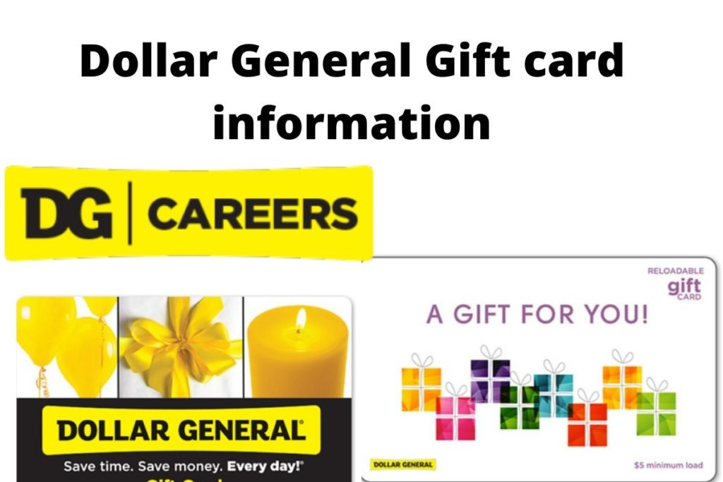 dollar general gift card balance check
