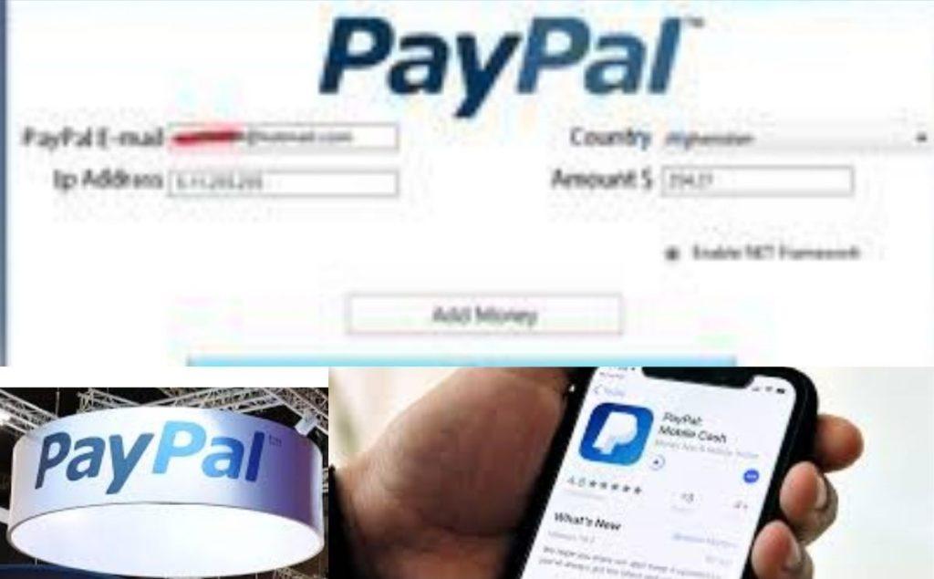paypal money adder,paypal money generator online no download,