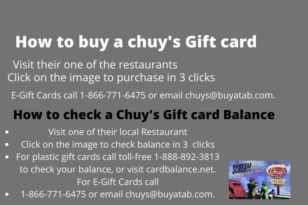 chuy's gift card balance check