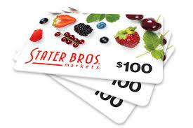 Gift Cards - Stater Bros. Markets