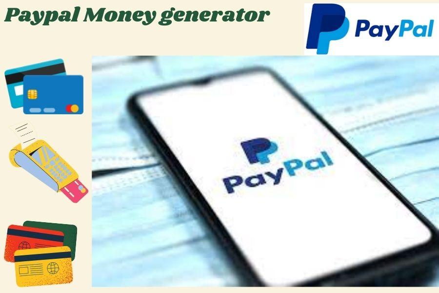 Free Paypal Money Generator