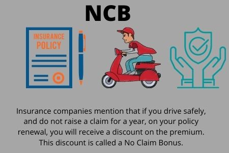 what is ncb in bike insurance
