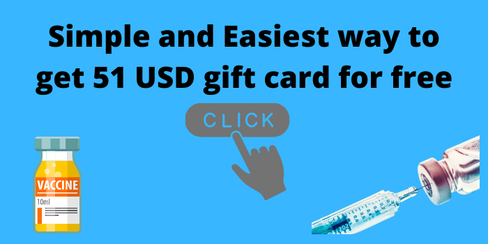 How to get A $51 Gift Card for free in Columbia