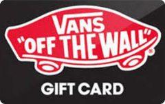 vans gift cards